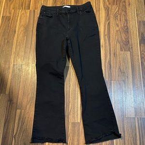 Nine West Kick Flare Jeans